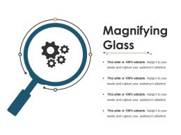 Magnifying Glass Ppt Example