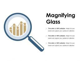 Magnifying Glass Ppt Example File