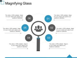 Magnifying Glass Ppt Examples