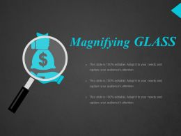 Magnifying Glass Ppt Files