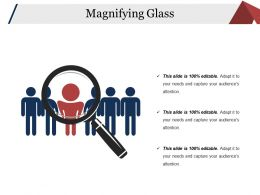 Magnifying Glass Ppt Images Gallery