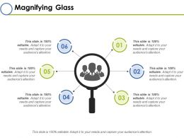 Magnifying Glass Ppt Inspiration Slides