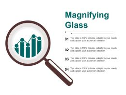 Magnifying Glass Ppt Pictures Demonstration