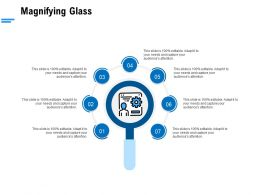 Magnifying Glass Ppt Powerpoint Presentation Slides Inspiration