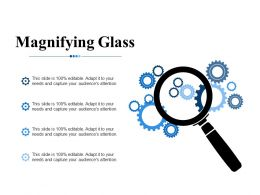 Magnifying Glass Ppt Professional Graphics Download