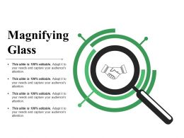 Magnifying Glass Ppt Sample Download