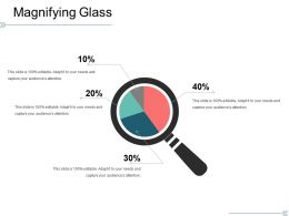 Magnifying Glass Ppt Sample Presentations Template 1