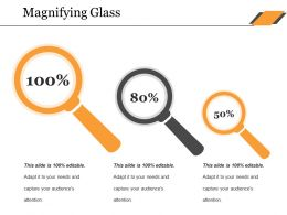 Magnifying Glass Ppt Show