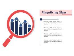 Magnifying Glass Ppt Slides Background Images