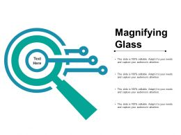 Magnifying Glass Ppt Styles Clipart Images