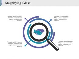 Magnifying Glass Ppt Styles Graphic Images