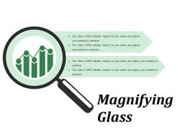 Magnifying Glass Ppt Styles Influencers