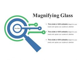 Magnifying Glass Ppt Summary Topics
