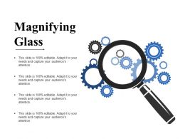 Magnifying Glass Ppt Topics