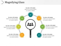 Magnifying Glass Presentation Ideas