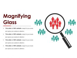 Magnifying Glass Presentation Powerpoint