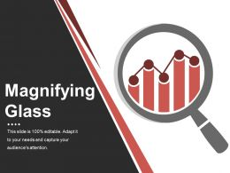 Magnifying Glass Presentation Powerpoint Templates