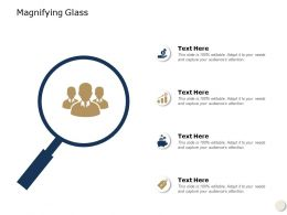 Magnifying Glass Research A595 Ppt Powerpoint Presentation Professional Design Inspiration
