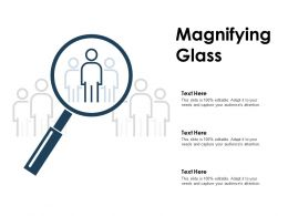 Magnifying Glass Research A72 Ppt Powerpoint Presentation File Portfolio