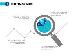 Magnifying Glass Research B212 Ppt Powerpoint Presentation File Aids