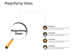 Magnifying Glass Research Planning A614 Ppt Powerpoint Presentation Professional Portfolio