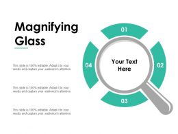Magnifying Glass Research Ppt Powerpoint Presentation Gallery Information