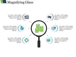 Magnifying Glass Sample Presentation Ppt