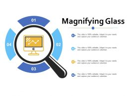 Magnifying Glass Strategy J17 Ppt Powerpoint Presentation Icon Introduction