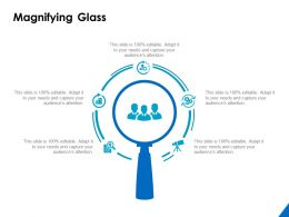 Magnifying Glass Technology A8 Ppt Powerpoint Presentation Professional Graphics Download