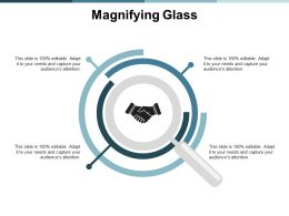 Magnifying Glass Technology C286 Ppt Powerpoint Presentation Styles Designs