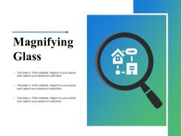 Magnifying Glass Technology K5 Ppt Powerpoint Presentation Show