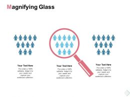 Magnifying Glass Technology K61 Ppt Powerpoint Presentation Picture