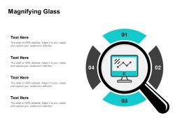 Magnifying Glass Technology L166 Ppt Powerpoint Presentation Show
