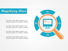 Magnifying Glass Technology Marketing C618 Ppt Powerpoint Presentation Example Introduction