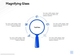 Magnifying Glass Technology Marketing C834 Ppt Powerpoint Presentation Show Layout Ideas