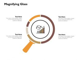 Magnifying Glass Technology Ppt Powerpoint Presentation File Smartart