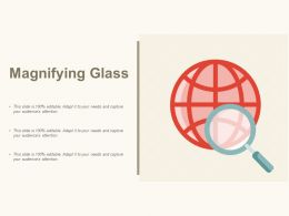 Magnifying Glass Technology Ppt Powerpoint Presentation Ideas Display