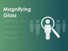 Magnifying Glass Technology Ppt Powerpoint Presentation Infographics Graphics Tutorials