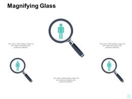 Magnifying Glass Technology Testing E392 Ppt Powerpoint Presentation Show