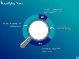 Magnifying Glass Testing L1023 Ppt Powerpoint Presentation Slide