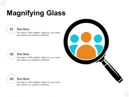 Magnifying Glass Testing L859 Ppt Powerpoint Presentation Gallery