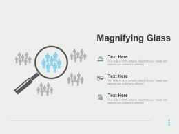 Magnifying Glass Testing L932 Ppt Powerpoint Presentation Images