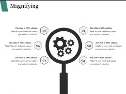 Magnifying Ppt Presentation Examples
