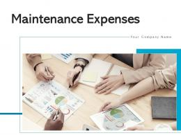 Maintenance Expenses Capital Cost Lifetime Price Manufacturing Management