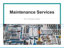Maintenance Services Development Framework Transformational Technology