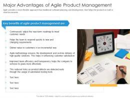 Major Advantages Of Agile Product Management