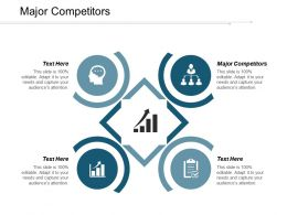 Major Competitors Ppt Powerpoint Presentation Icon Files Cpb