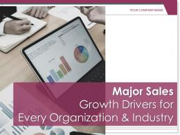 Major Sales Growth Drivers For Every Organization And Industry Powerpoint Presentation Slides