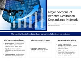 Major Sections Of Benefits Realization Dependency Network