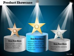 Make Star Podium Product Portfolio 0314
